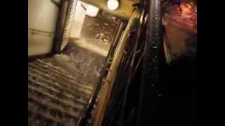 Inondation à Paris 11ème en novembre 2010