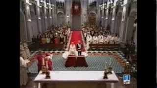 The Royal Wedding of King Felipe VI and Queen Letizia 2004