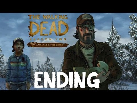 The Walking Dead: SEASON TWO FINALE / EPISODE 5 ENDING - A Safer Place?