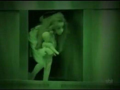 Con ma trong thang Máy - Kinh hãi đi thang máy gặp ma