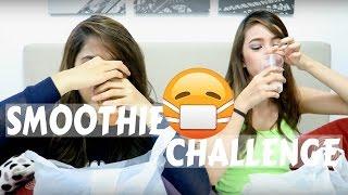Smoothie Challenge ft. Sammie Rimando