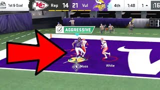 Randy Moss DOUBLE ME ACTIVATED! Madden 20 Ultimate team Gameplay