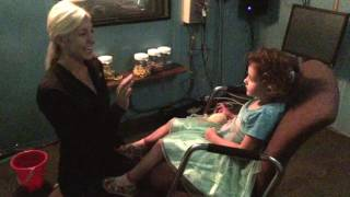 Cochlear Implant Programming: High Five hearing test for Pre-K children
