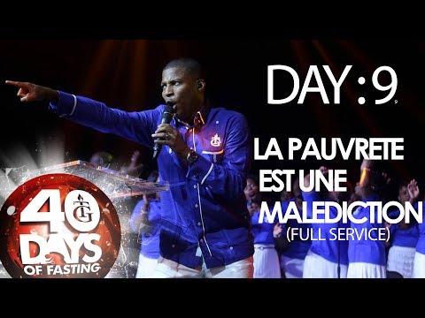 Pasteur Gregory Toussaint | 40-DAY FAST - DAY 9 I La Pauvreté est une malédiction! Brisez-la!