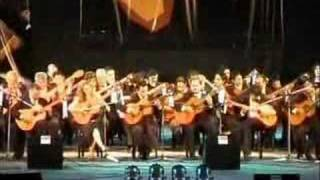 Las 100 Guitarras Mercedinas - La calle Angosta
