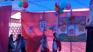 Amar Moner chorui Pakhi....dance by Rozlin , Gitashree and Sumita....