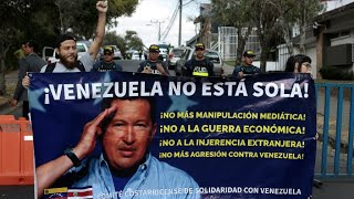 #VenezuelaHoy: Costa Rica deplora a designados de Guaidó mientras Maduro revisa relaciones con Aruba