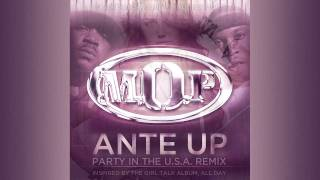 """M.O.P. vs. Miley Cyrus – """"Ante Up (Party In The U.S.A. Remix)"""" – inspired by Girl Talk"""