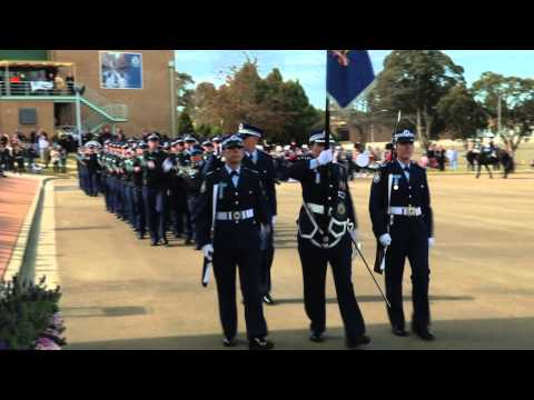 NSW Police Force welcomes 131 new recruits