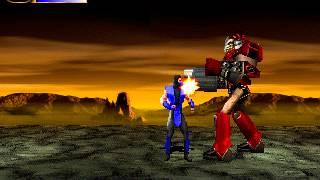 [TAS] PSX Mortal Kombat Mythologies: Sub-Zero by Fly in 25:57.93