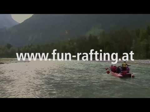 Rafting Auf Dem Lech, Tirol Mit Fun - Rafting (Tyrol, Austria, Österreich)