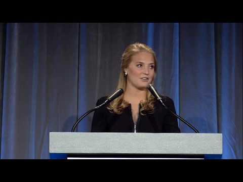 Koch Institute Dedication Dinner: Erica Swanson