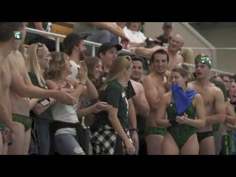 Michigan State Swimming Alumni Meet