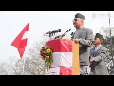Opening Ceremony of Nepali Congress 13th Convention || Khulla Munch || Huge Mass ||