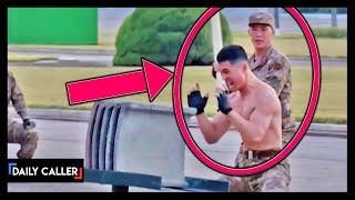 Woke US Vs. North Korean, Russian And Chinese Military Ads