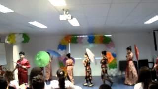 Dança - Projeto Nossa Região Várias Nações