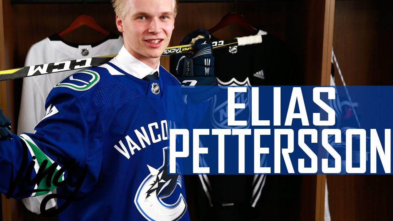 Elias Pettersson Highlights! #Canucks #Draft2017 - YouTube