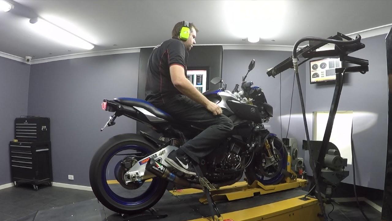 Yamaha MT10 SP Woolich Dyno Tune