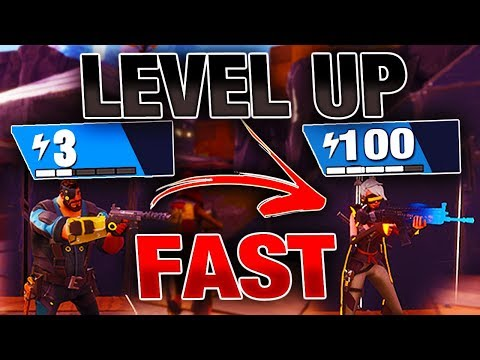 How To LEVEL UP Power Fast & Effectively! | Fortnite Save the World