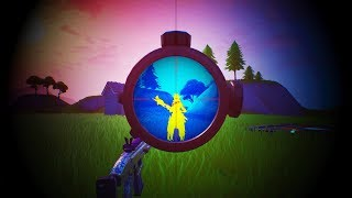 Get the THERMAL SCOPE on EVERY WEAPON with this new Fortnite Glitch! (Season 8)