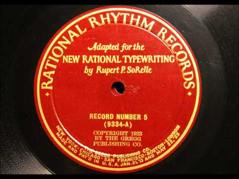 Rational Rhythm Records - a musical typing course