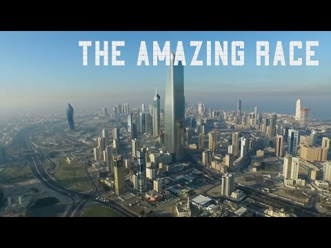 The Amazing Race in Kuwait - 8th Grade History Project