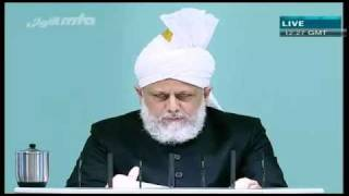 (Bangla) Friday Sermon 01/10/2010 Part 2