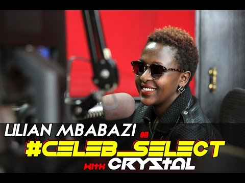 LILIAN MBABAZI ON CELEB SELECT WITH CRYSTAL (june 18th 2016)
