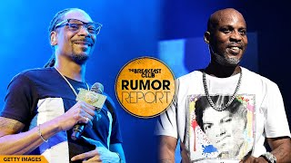 Snoop Dogg Recounts Meeting DMX and Inspiring The Song 'Get at Me Dog'
