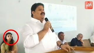 YSRCP MLA Rachamallu Siva Prasad Reddy | Health Camp For Deaf andamp; Dumb Children | AP News