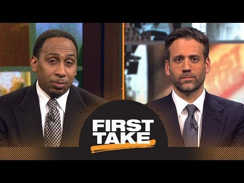 Stephen A. and Max debate if Cavaliers falling to 4th in the East is a big deal | First Take | ESPN