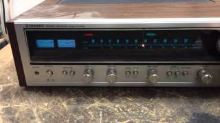 Pioneer SX-636 Stereo Receiver