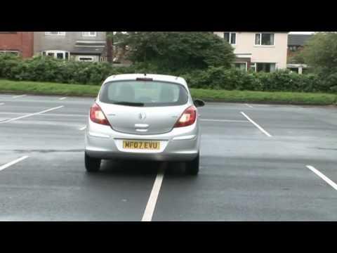 Spot the fault: Bay parking