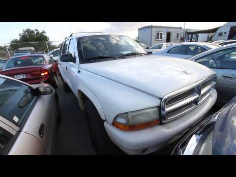Pacific Auto Auction - Dodge Durango 2002