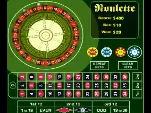 Video Casino game wheel of fortune