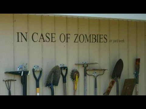 Zombie Apocalypse Survival Guide!!