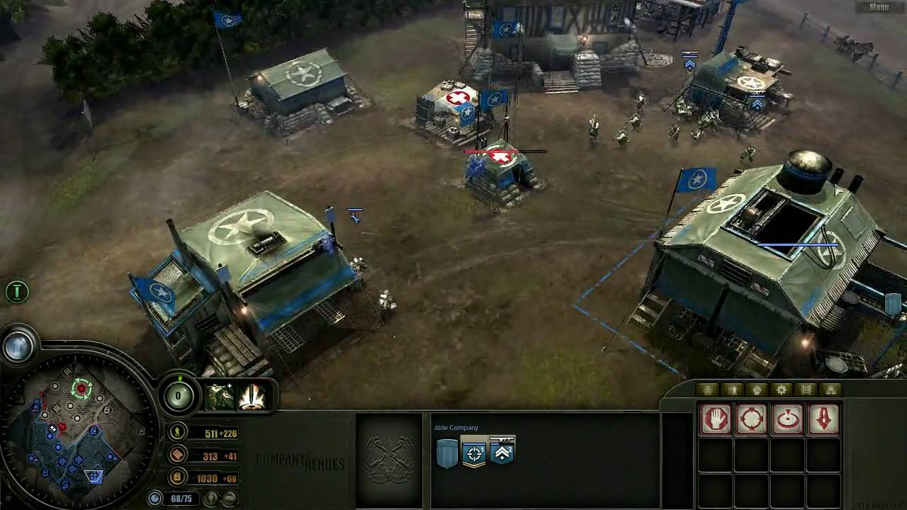 how to play company of heroes