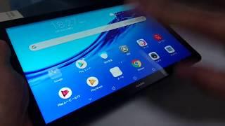MediaPad T5< ファーウェイ 10 インチ コスパタブレット>購入レビュー