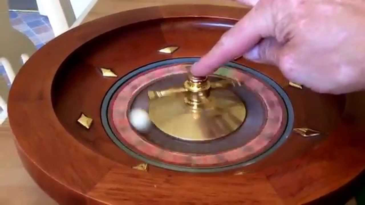 Roulette camera