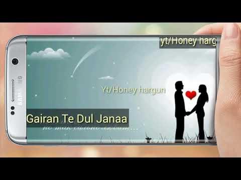 🔴Chal Koyi Na| Kambi| Punjabi Song Status Video