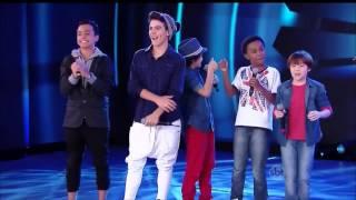 Download Video Gustavo Daneluz - Máquina da Fama 060715   Desafio Meninos de Carrossel cantam One Direction1 MP3 3GP MP4