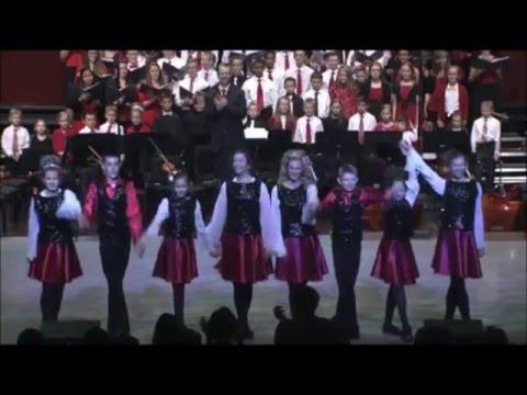 """Reach For That City"" - Combined Chorus & Irish Dance"
