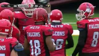 Koç Rams - ODTU Falcons | Korumalı Futbol Maçı