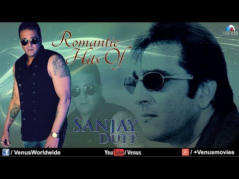 """Sanjay Dutt"" Romantic Hits | Audio Jukebox"