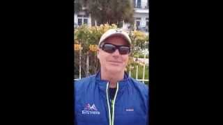Interview with Terry Hutchinson, Rolex Yachtsman of the Year, at Quantum Key West Race Week 2015