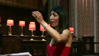 Sara Amini in interview with Bar Ax