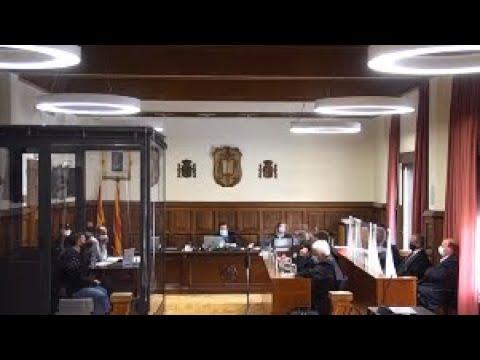 Intervención de Pablo Martínez, abogado de UAGA, en el juicio contra Igor el Ruso