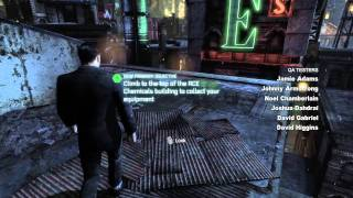 Batman: Arkham City PC: First 20 Minutes (Max Settings 1080p)