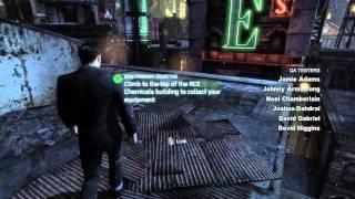 Batman: Arkham City PC: First 20 Minutes (Max Settings 1080p)
