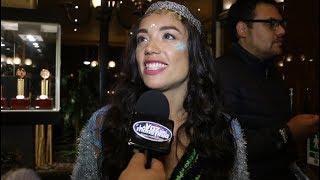 Astrid Veas Ganadora de Viña 2018 - Competencia Folcklórica